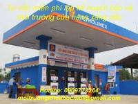 Kế hoạch bảo vệ môi trường cửa hàng xăng dầu