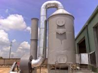 Thiết kế, xây dựng hệ thống xử lý khí thải