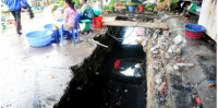 Xử lý nước thải chợ