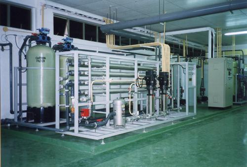 hệ thống xử lý nước thải khu chung cư